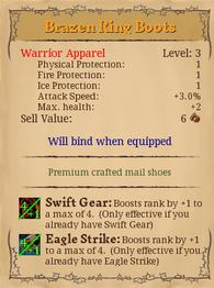 Brazen ring boots 3