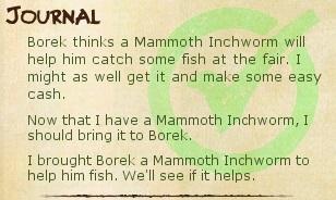 Mammoth Bait