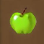 Green apple e
