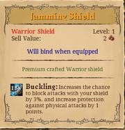 Jamming shield