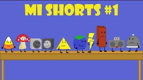 MI Shorts 1 - The first challenge in object shows in a nutshell