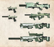 Ds prototype weapons by bflynn22-d5ac60r