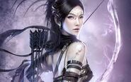 Artamia The Princess of Huntress