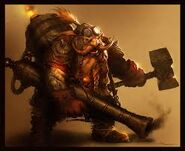 Flamethrower Dwarf