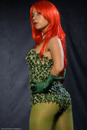 Poison Ivy Costume by AnaMaria88
