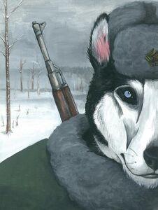 Winter Soldier by Zyklon Bernard