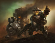 Dwarf mechanic by cribs-d5jcwud