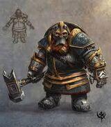 Scandinavian Dwarf