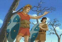 Damon & Pythias 14