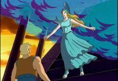 Mythic warrior Athena 2