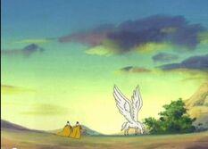 Bellerophon and Pegasus 9