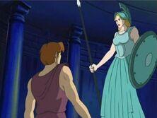 Bellerophon and Pegasus 39