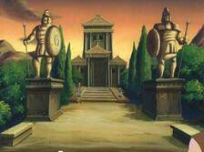Bellerophon and Pegasus 23