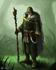 Druid concept by peterprime-d64aybd