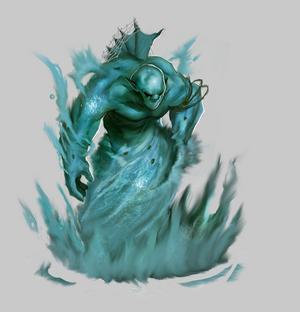 Water elemental by worldsofmagic-d6l9k61