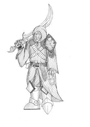 Myth the faceless man by jago dakari-d54hmzu