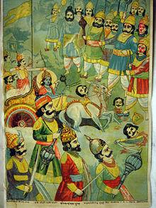 kauravas mythology wiki fandom powered by wikia