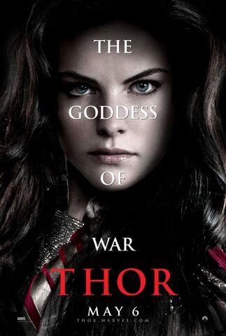 File:Thor The Goddess of War poster.jpg