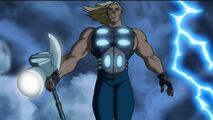 Thor in Ultimate Avengers