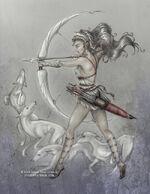 Artemis by Sarahrstraub