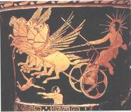Helios chariot