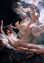 640px-Guerin Pierre Narcisse - Morpheus and Iris 1811