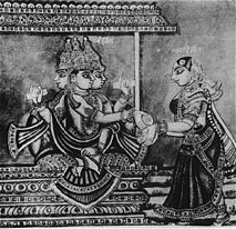 File:213px-Lord Brahma and Adhiti - 19th Century Illustration.jpg