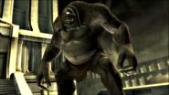 Cyclops Tyrant In God of War II