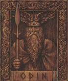 Odin - the Allfather of the Gods