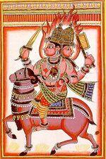 Agni god of fire