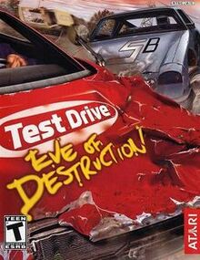 256px-Test Drive Eve of Destruction cover