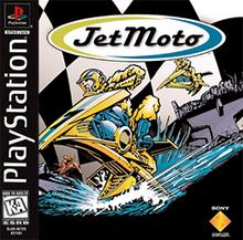Jet Moto Coverart