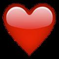 File:Heart emoji.png