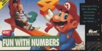 Mario's Early Years! Fun with Numbers