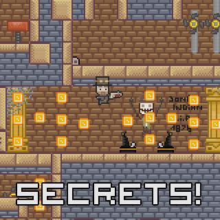 Secrets main