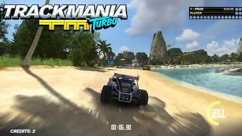 Trackmania Turbo - Gameplay Walkthrough EUROPE