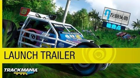 Trackmania Turbo - Launch Trailer US