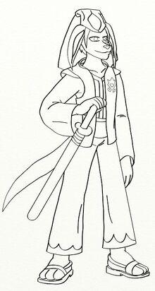 Benga Ra Otto sketch