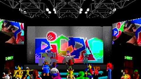 Robot Band PiCPAC - Namco Museum Vol