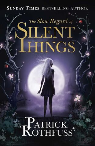 File:The Slow Regard of Silent Things (UK) cover.jpg