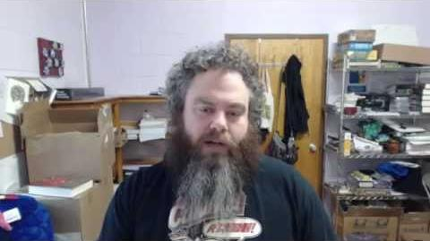 Christopher Paolini Interviews Pat Rothfuss