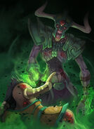 Undying using decay