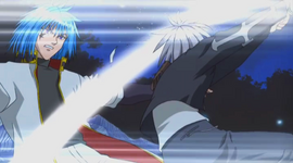 Haru hits Sieg