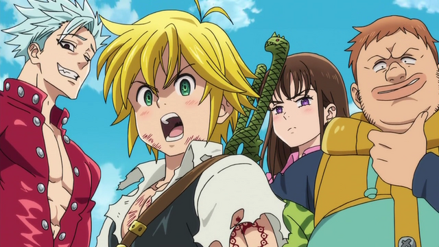 File:Meliodas announcing they are the Seven Deadly Sins.png