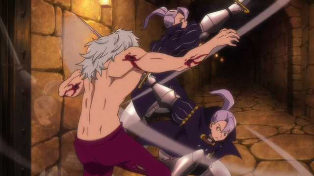 File:Jericho attacking Ban in prison.png