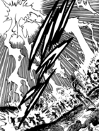 Gilthunder defeating Northern Barbarians