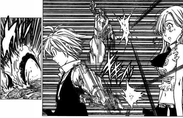 File:Meliodas deflecting Golgius weapons.png