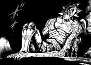 Gray Demon corpse