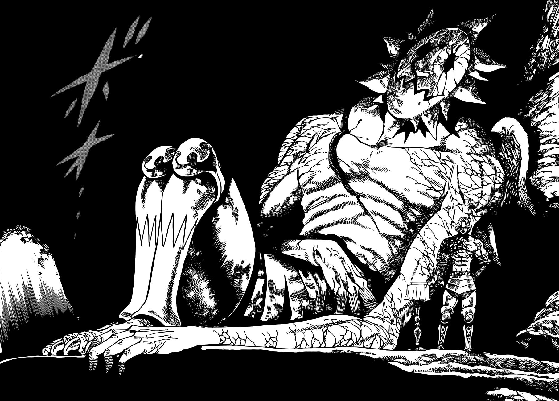 Gray Demons   Nanatsu no Taizai Wiki   FANDOM powered by Wikia