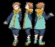 King anime character designs 2